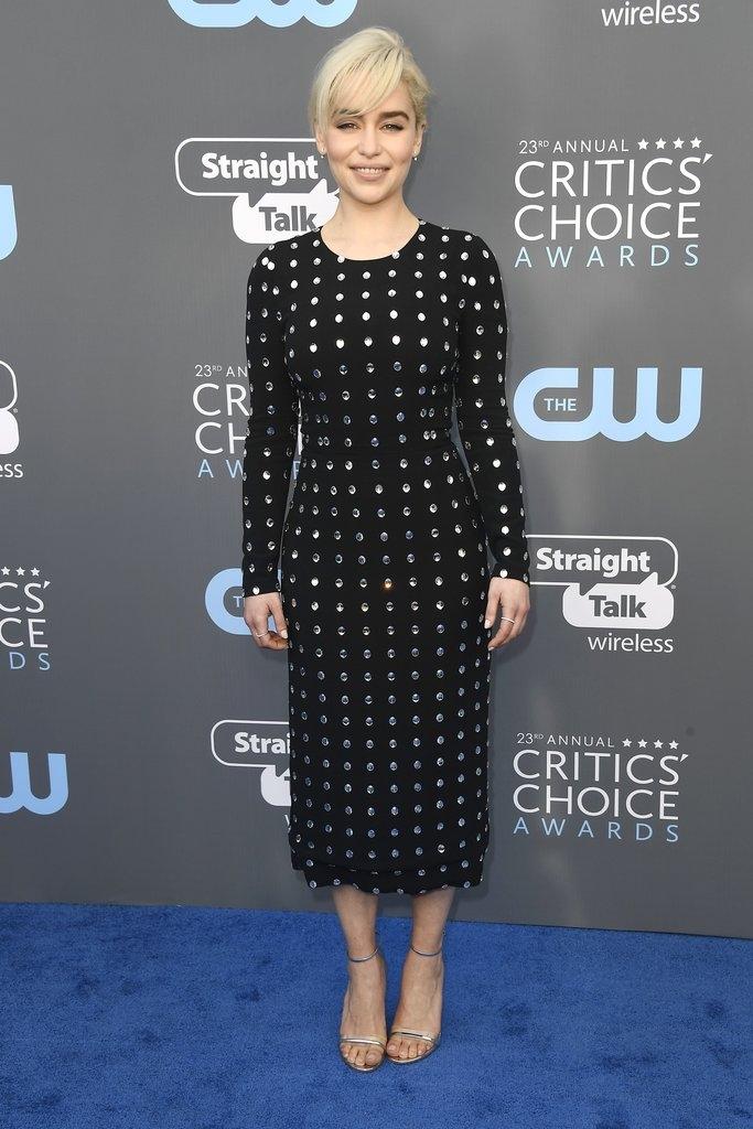 Emilia Clarke - D&G