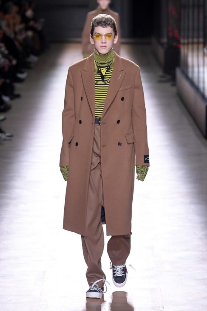 Dior Homme, men fall 2018