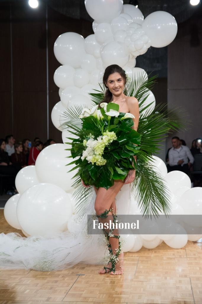 """Јагода Пачемска од арт-студиото за цвеќе """"Фа –Бу"""""""