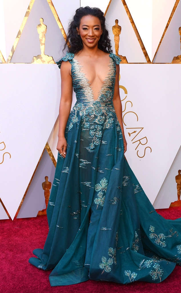 Betty Gabriel - Tony Ward