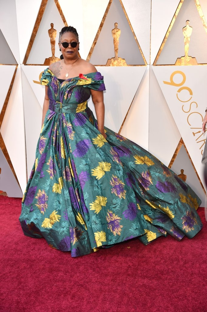 Whoopi Goldberg - Christian Siriano
