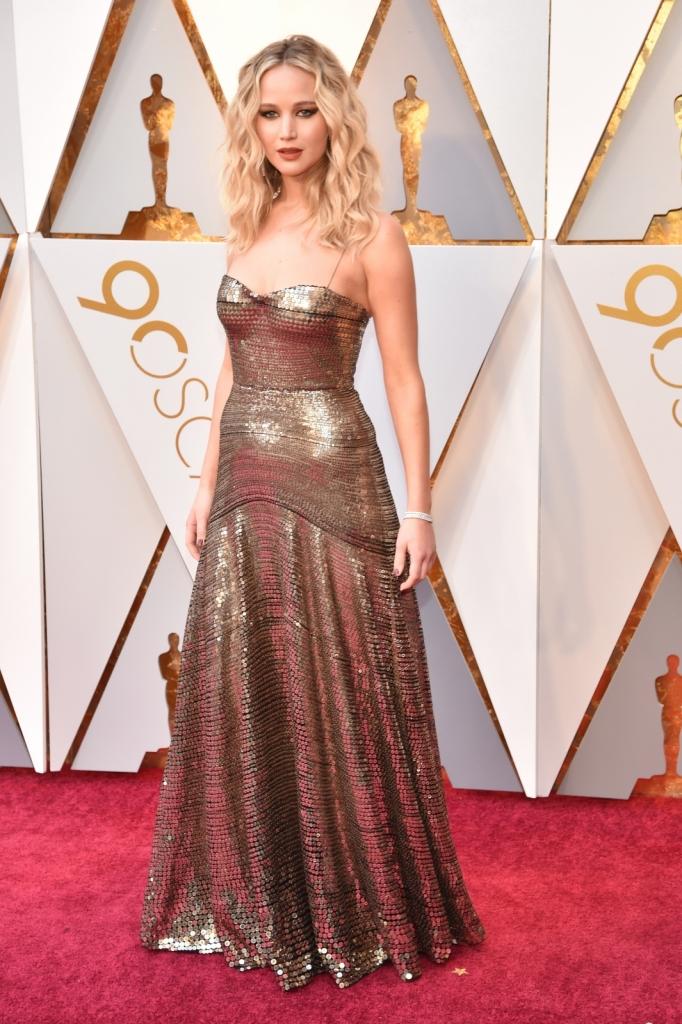 Jennifer Lawrence - Christian Dior