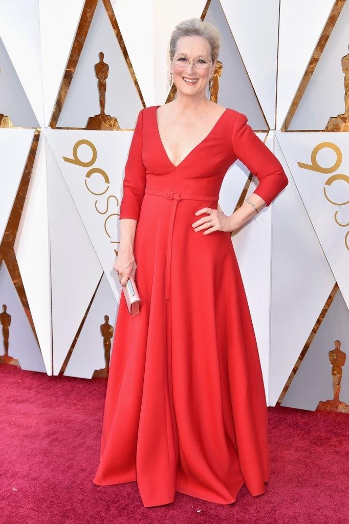 Meryl Streep - Dior