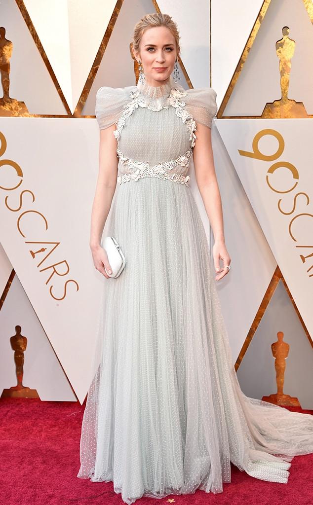 Emily Blunt - Schiaparelli Haute Couture