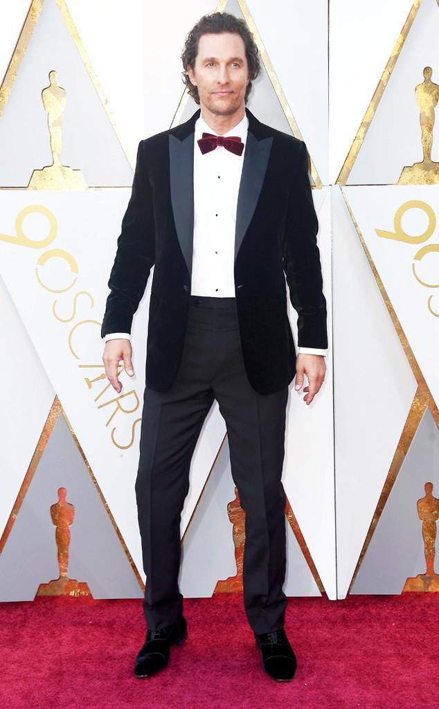 Matthew McConaughey - Brioni