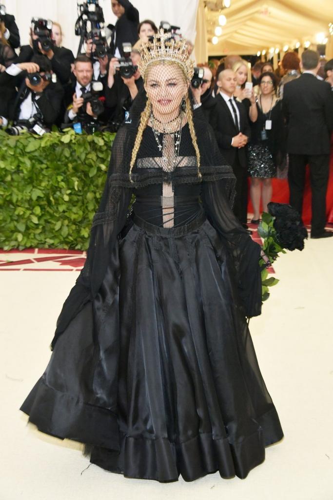 Мадона во Жан Пол Готје