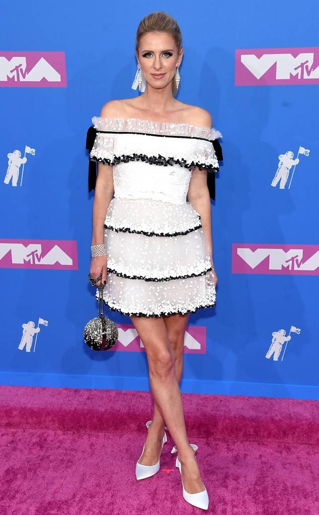 Nicky Hilton - Oscar de la Renta