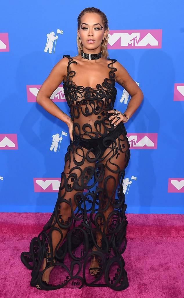 Rita Ora in Fleur du Mal