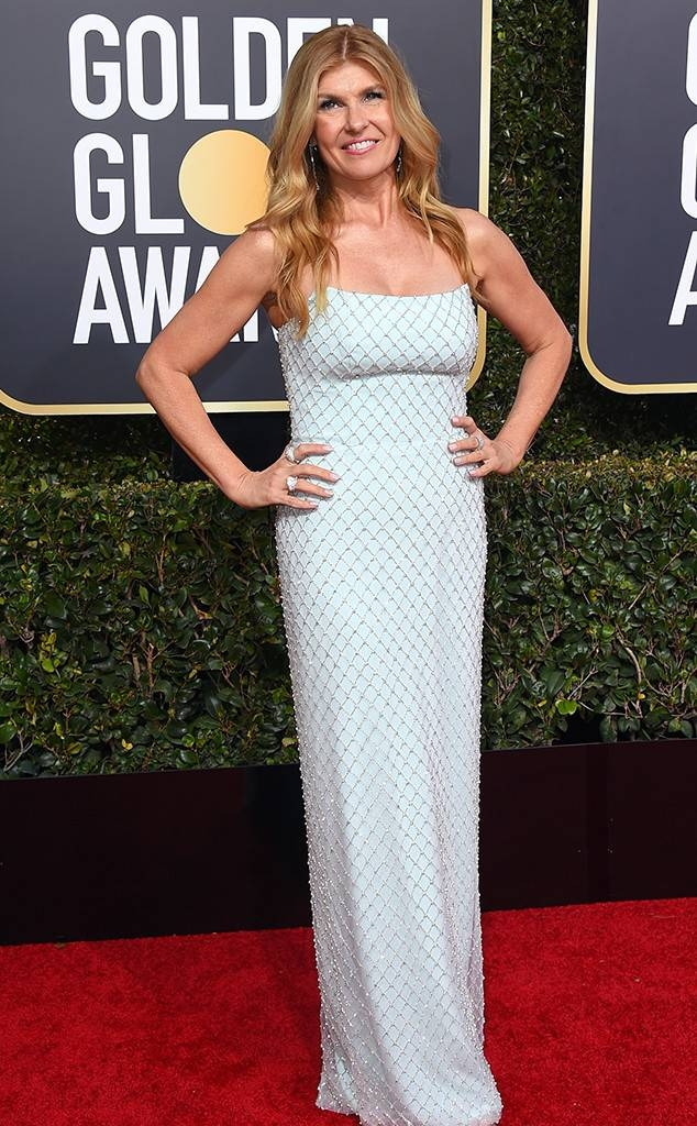 Connie Britton - Christian Siriano