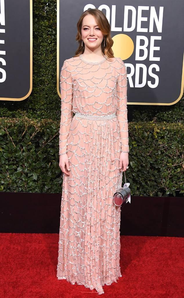 Emma Stone - Louis Vuitton
