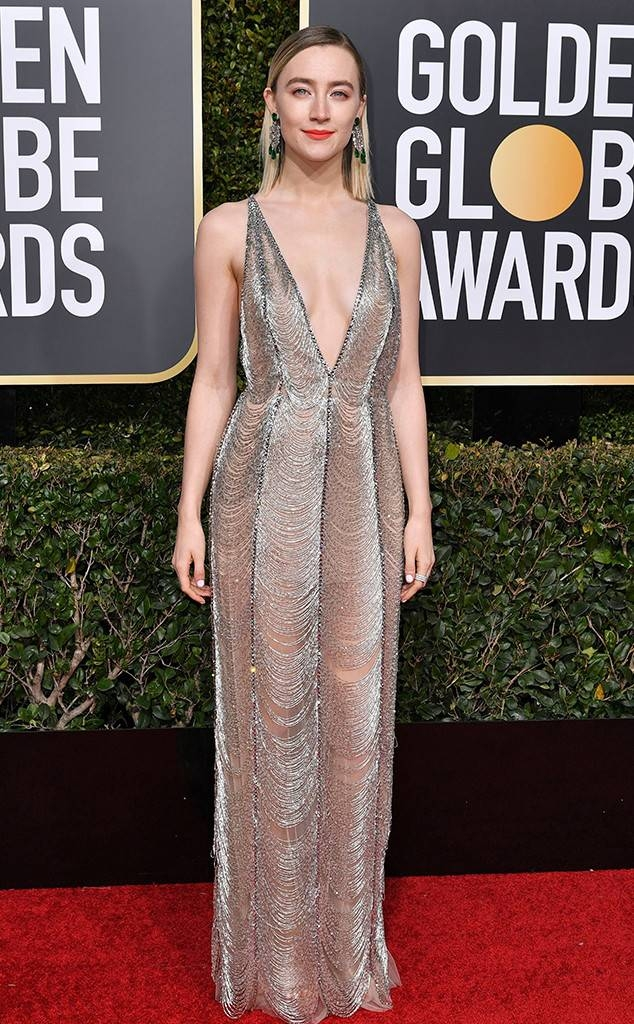 Saoirse Ronan- Gucci