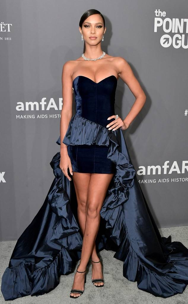 Lais Ribeiro - Vitor Zerbinato dress
