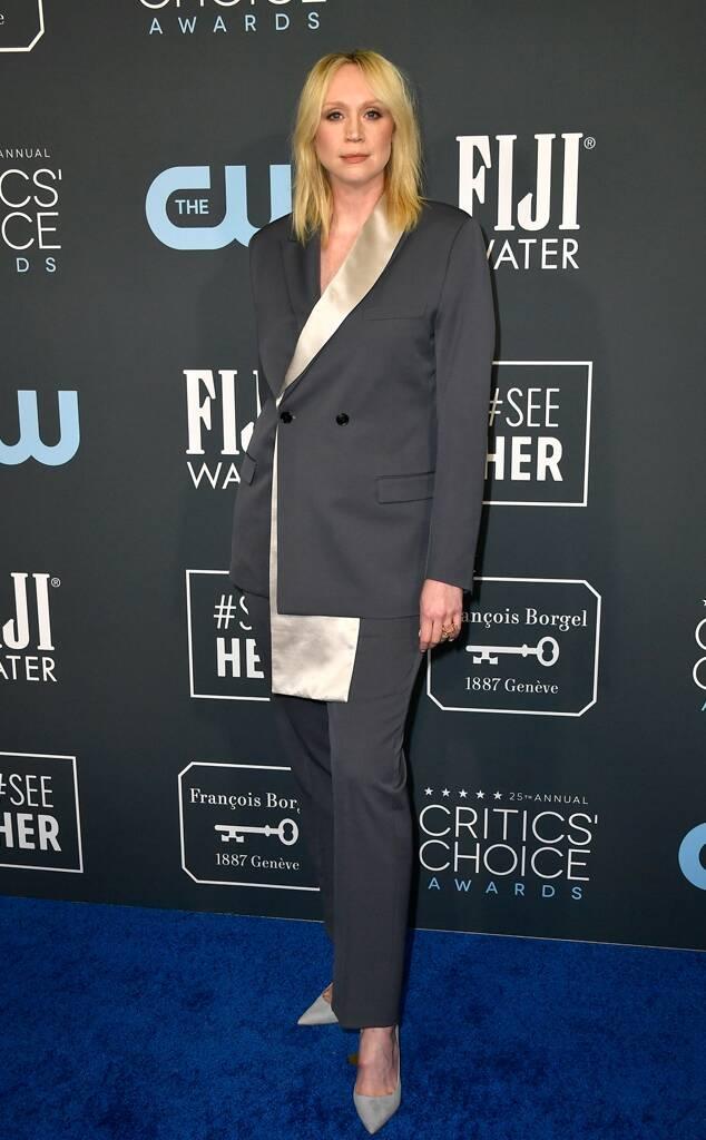 Gwendoline Christie - Dior Man