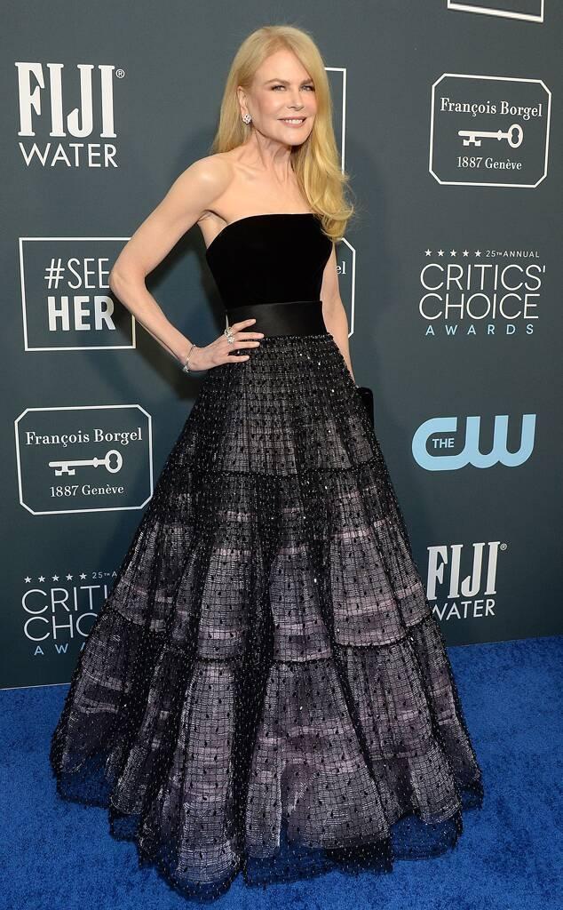 Nicole Kidman - Armani Privé