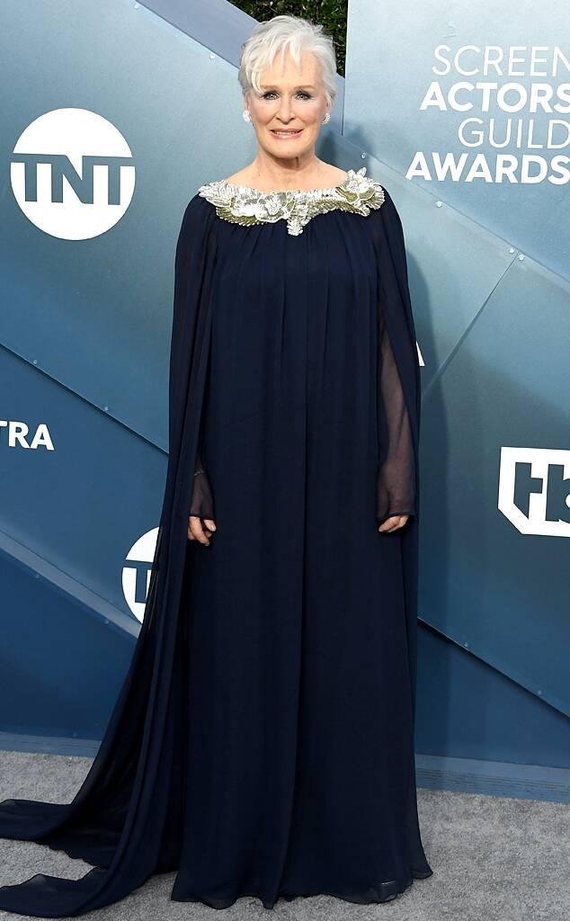 Glenn Close / Oscar de la Renta