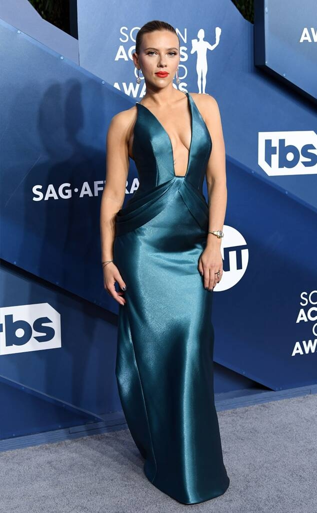 Scarlett Johansson / Armani Prive