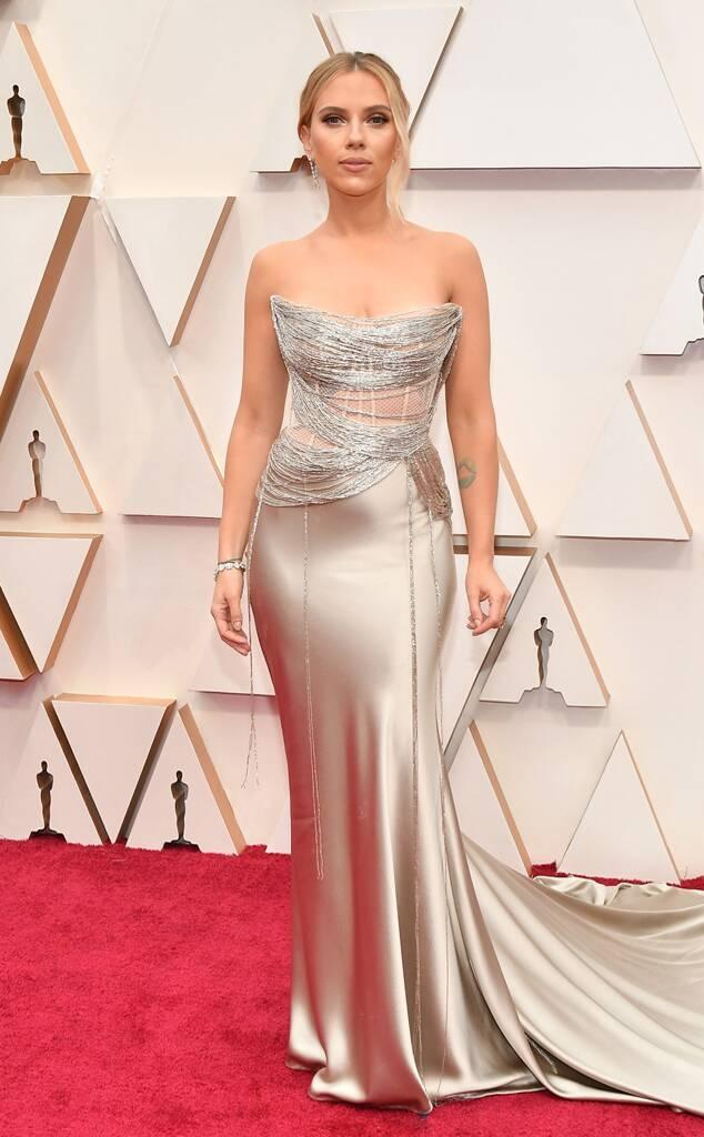 Scarlett Johansson / Oscar de la Renta