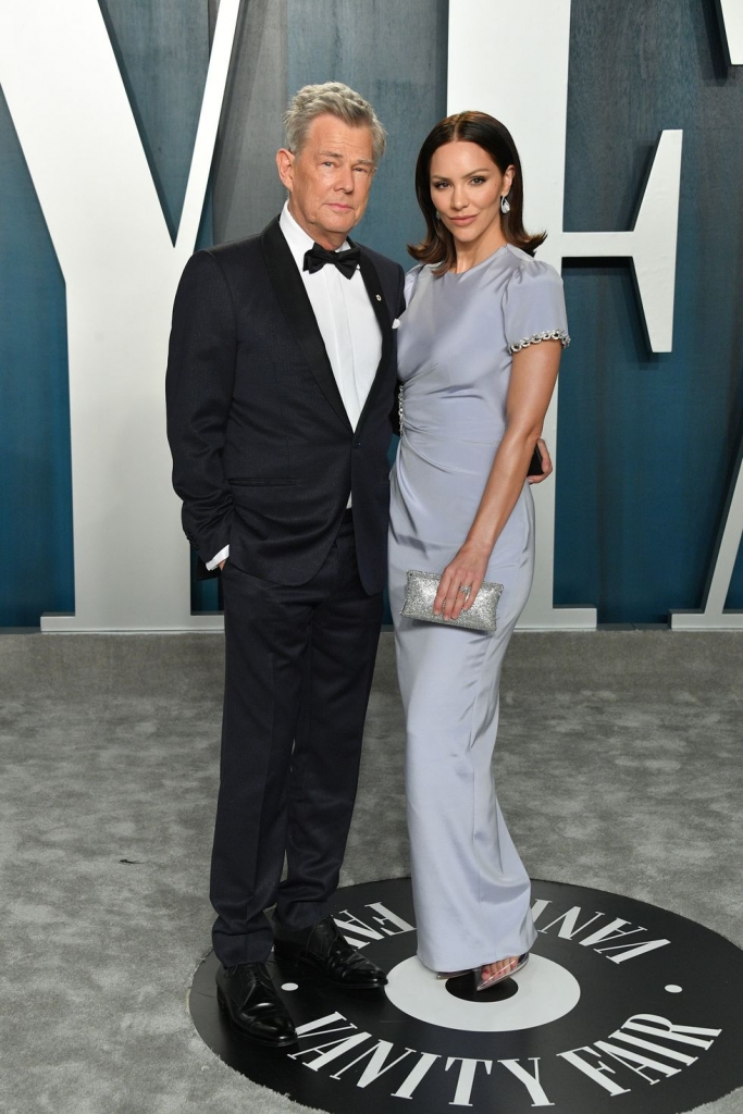 David Foster and Katherine McPhee