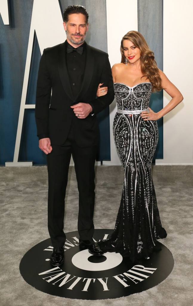 Joe Maganiello and Sofia Vergara