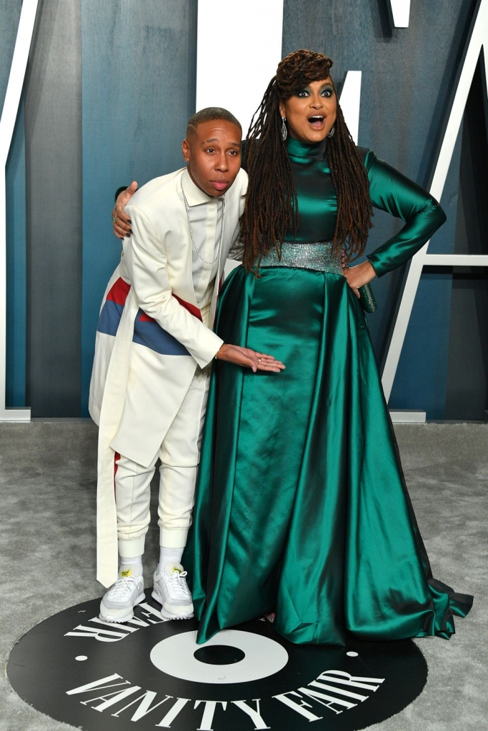 Lena Waithe and Ava Duvenrnay