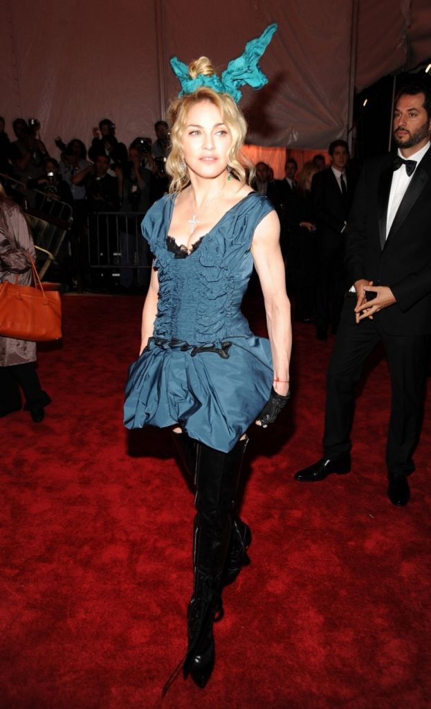 2009 Madonna / Louis Vuitton