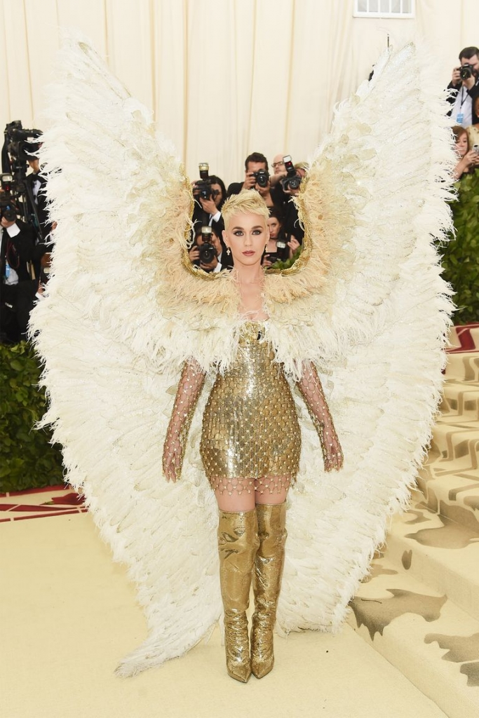 2018 Katy Perry / Versace