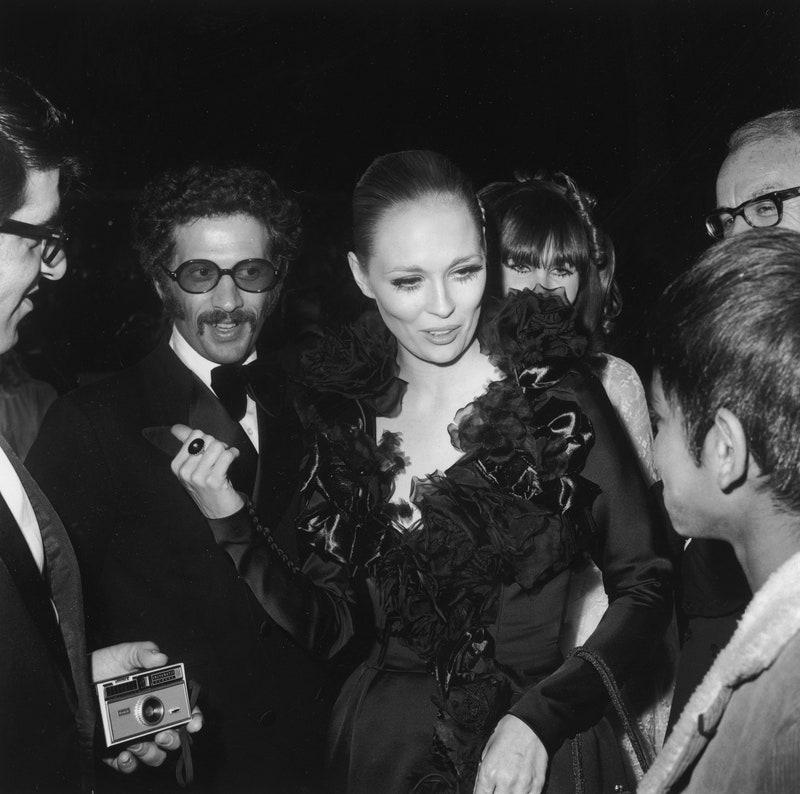 Феј Данавеј во Теодора Ван Ранкл, 1968