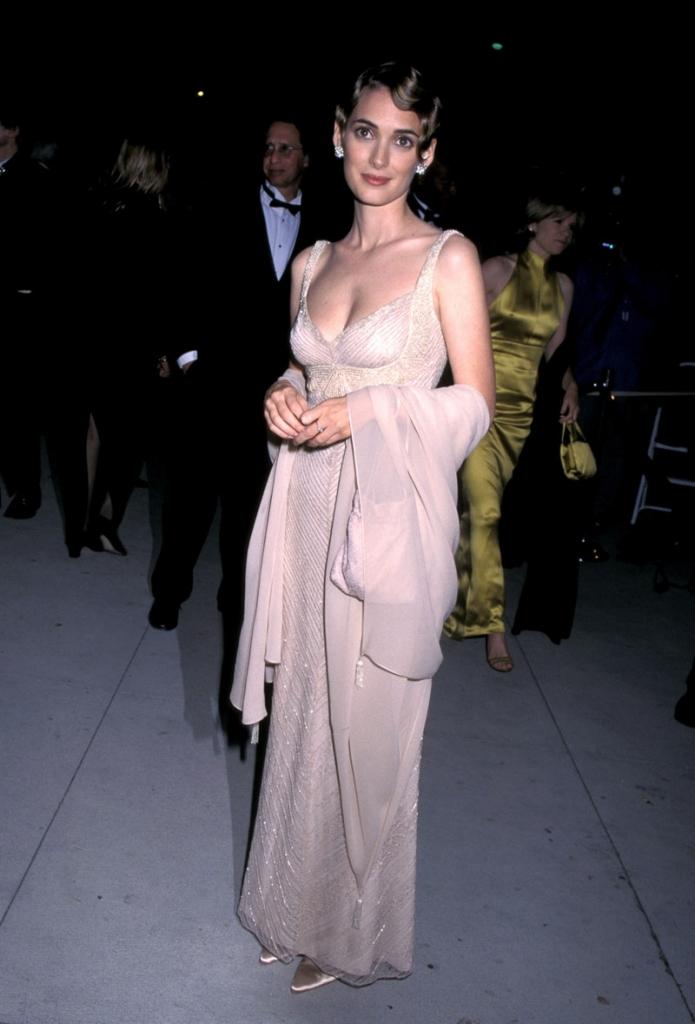 Винона Рајдер, 1996