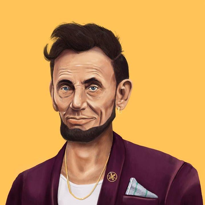 Абрахам Линколн