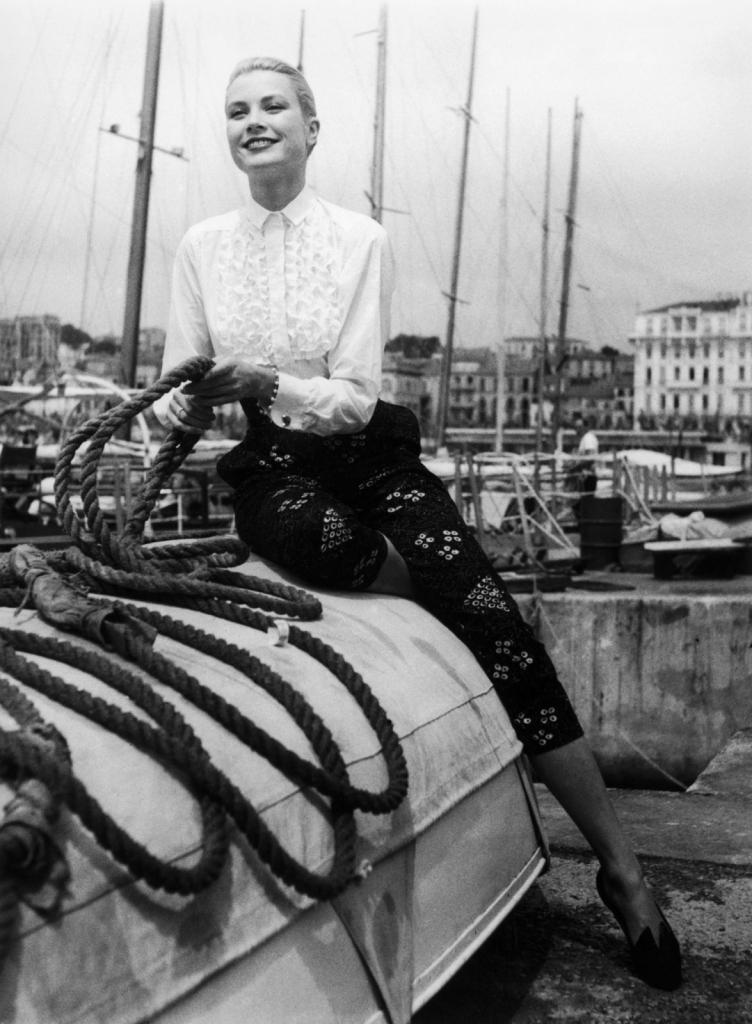 1955 - на Кански филмски фестивал