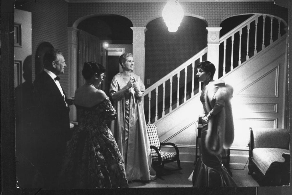 1955 – 30 март, подготовки за Оскарите