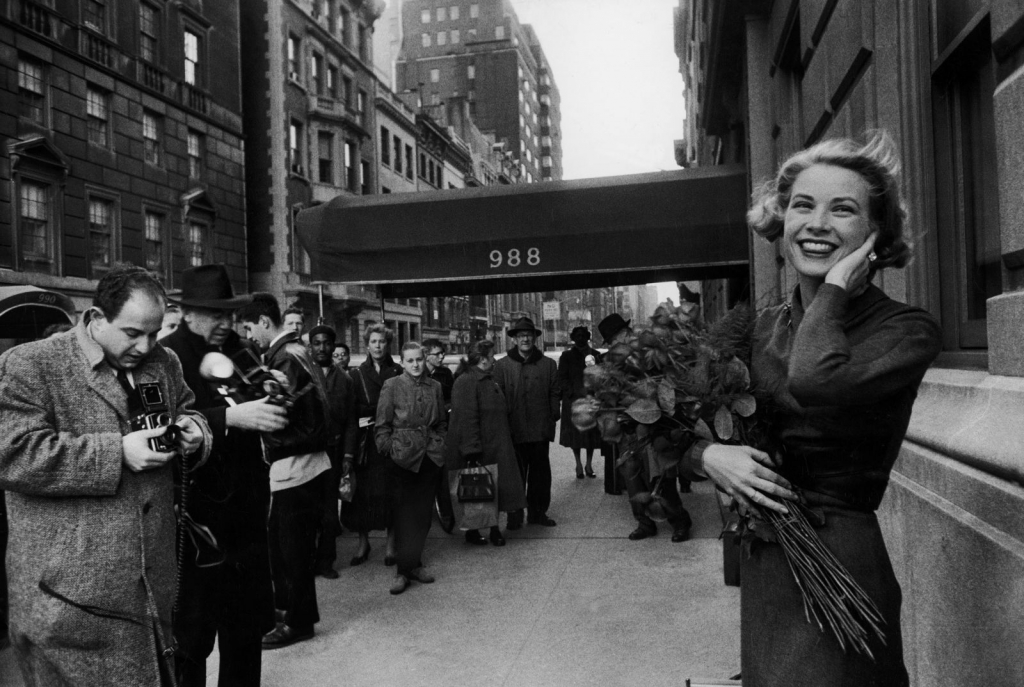 1956 - 30 март, Грејс Кели на шопинг