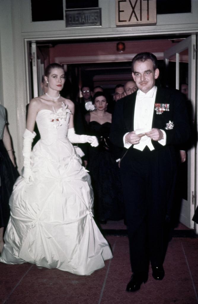1956 - Свршувачката забава со Принцот Рејнер