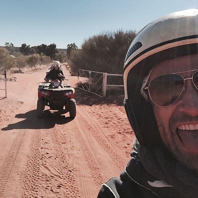 Хју Џекман на авантуристички одмор во Австралија