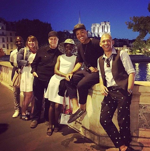 Лупита Нјонго реши да го види Париз во лето
