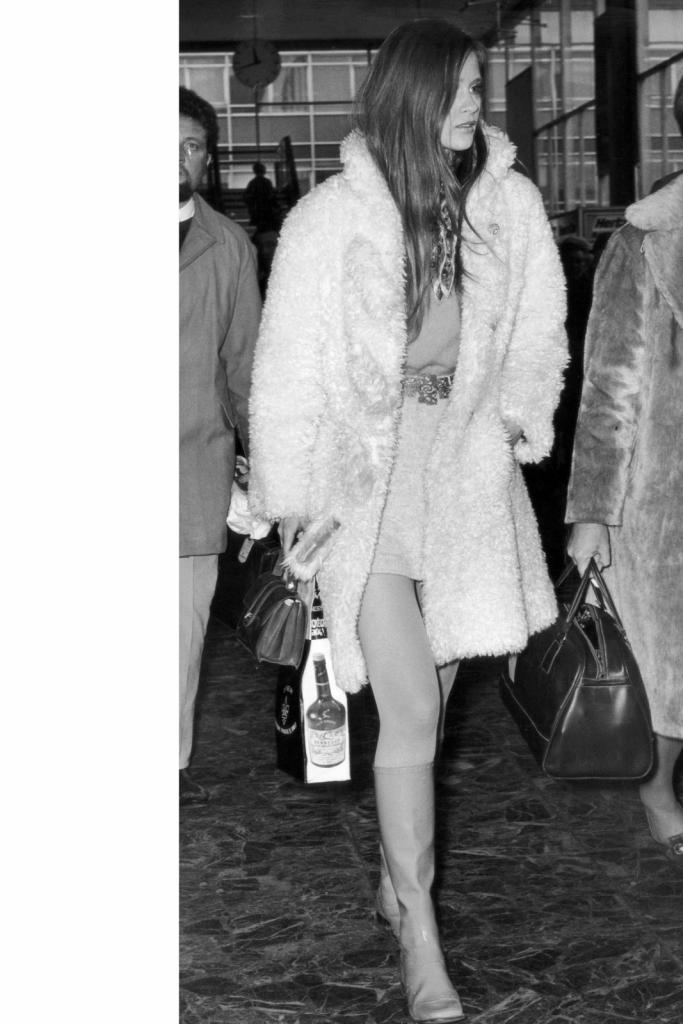Celia Hammond, 1970