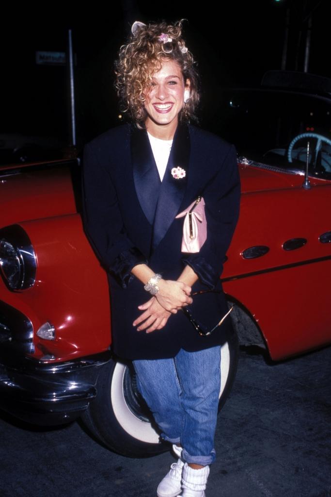 1980, Сара Џесика Паркер