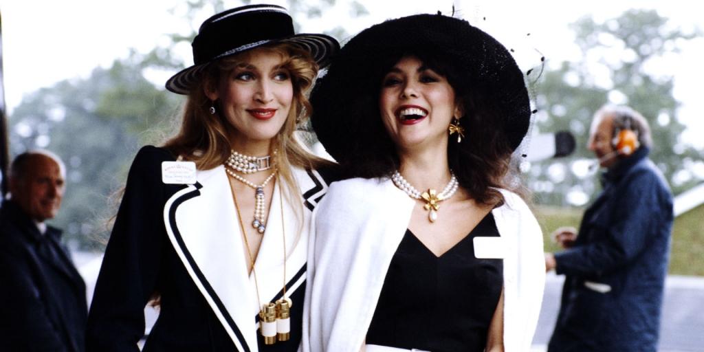 1982, Џери Хол и Мари Хелвин