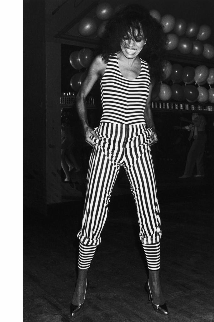 1983, Дајана Рос