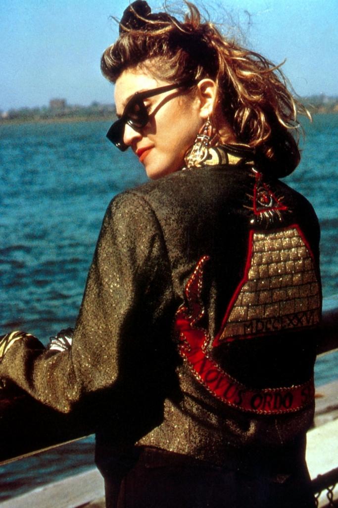 1985, Мадона