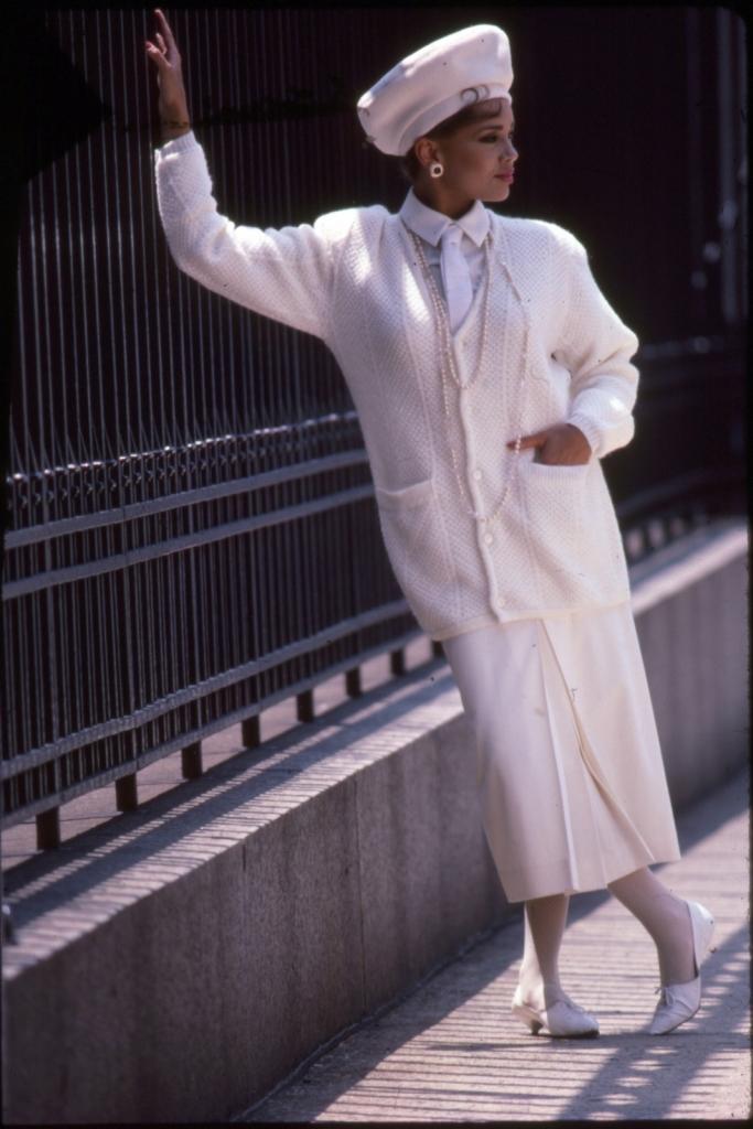 1985, Ванеса Вилијамс