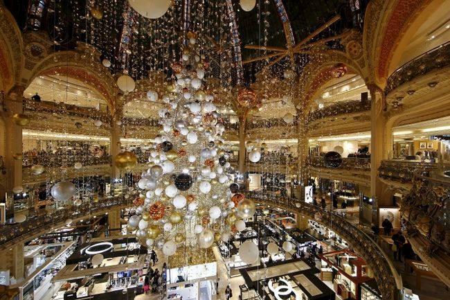Трговски центар, Galeries Lafayette, Париз