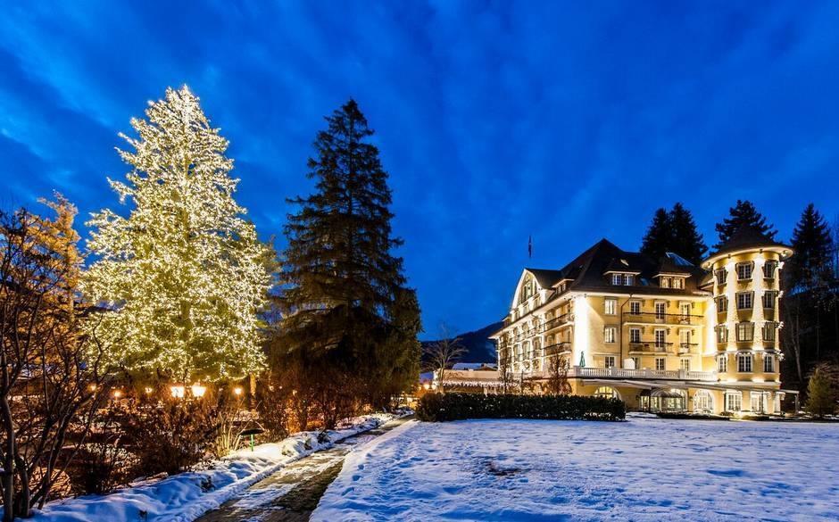 Гштад, Швајцарија