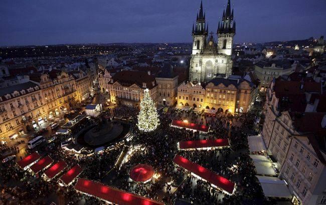 Прага, Чешка