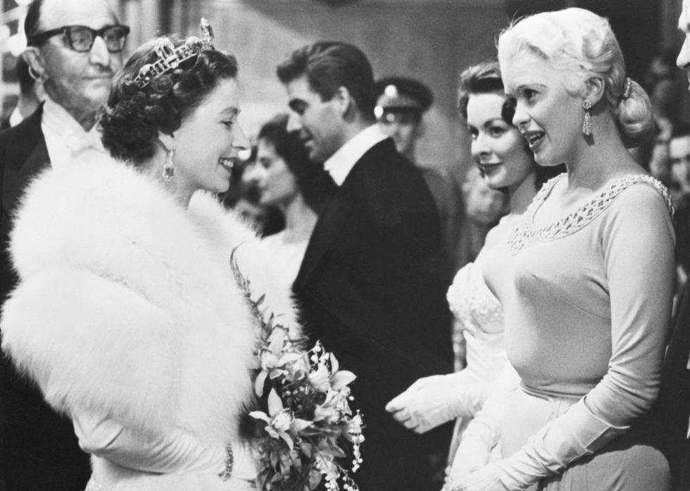 Џејн Мансфилд 1957