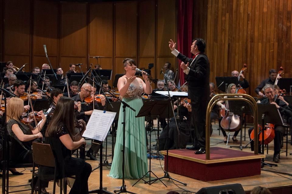 """Наде Талеска ја отпеа """"Охрид и јас"""", чија оригинална изведба е од Тереза Кесовија"""