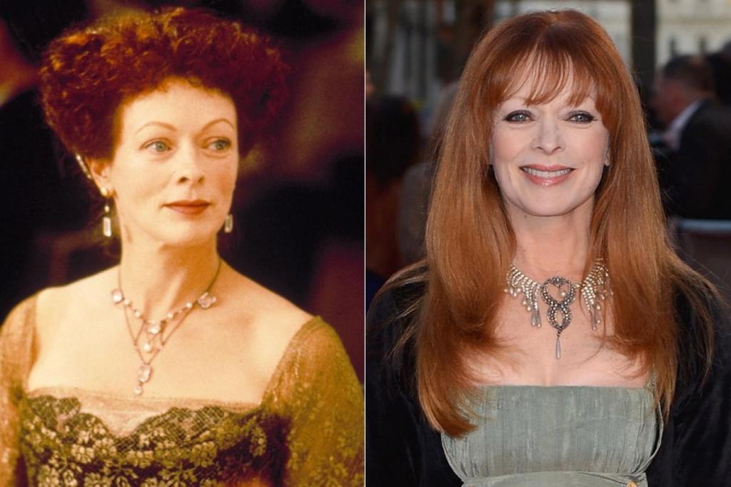 Мајката на Роуз, Рут Девит Букатер, ја глумеше Франсис Фишер