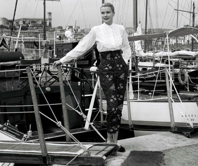 Грејс Кели, 1955