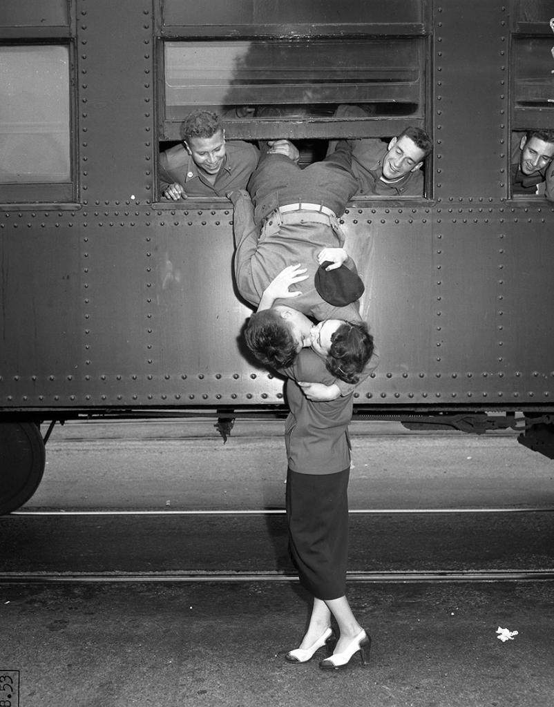 1950, Лос Анџелес