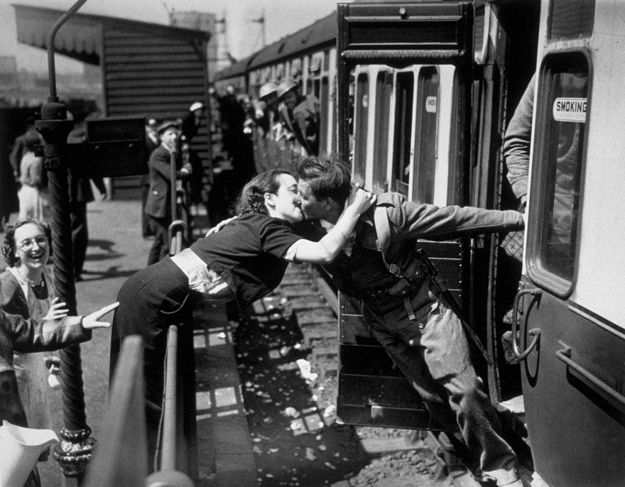 Лондон 1940